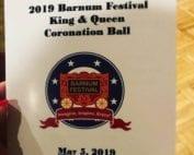 Barnum Festival King