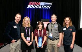 SEMA-NACAT Award Winner 1